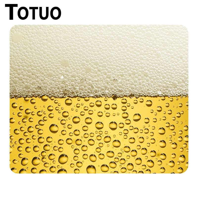 Time Limited Beer Drops Printing Rectangle Mousepad Optical Rubber Gamer Mice Mat Computer Notebook Desk Mouse Pad ...
