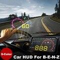 """5.5 """"Coche HUD Head Up Display OBD II w202 lámpara de proyección de Luz w124 w210 w211 w220 w203 w204 w164 w222 C CLK SLK SLR"""