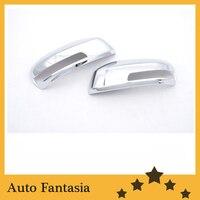 Chrome Side Mirror Cover for Honda City / Aria 09 12
