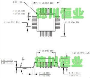 Image 5 - Sa663 banc dessai, adaptateur de transfert dimportation adaptateur Tqfp32 chargeur en ligne
