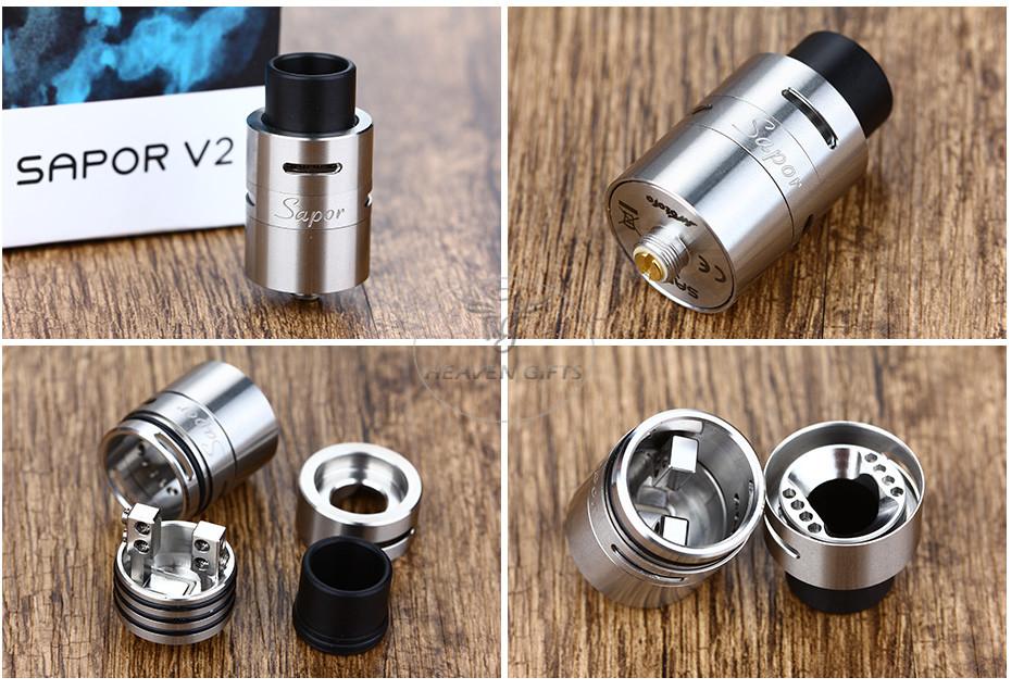 WOTOFO Sapor RDA V2 Atomizer 6