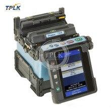 Оригинальная Горячая Распродажа FSM-70S волоконно-волоконная сварочная машина волоконное Ядро Выравнивание FTTH сварочный аппарат волоконно-оптическое Беспроводное сетевое оборудование