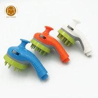 Pet Dog Cat Shower Sprayers Bathtub Brush Dogs Cats Horse Bathing Comb Massage Grooming Cleaning Tool Hair Washing