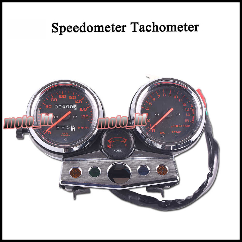 Speedometer Tachometer tacho gauge Instruments For HONDA CB 400SF 1997 1998 рубашка мужская dan jieshi dj192 2015