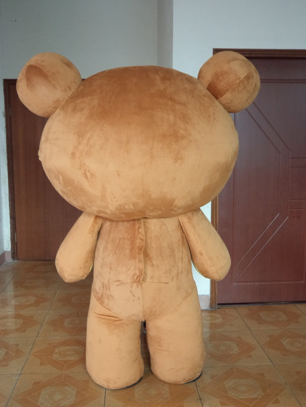 Rilakkuma mascot costume Hanpan Rilakkuma mascot costume manufacturers and suppliers and exporters and advertising