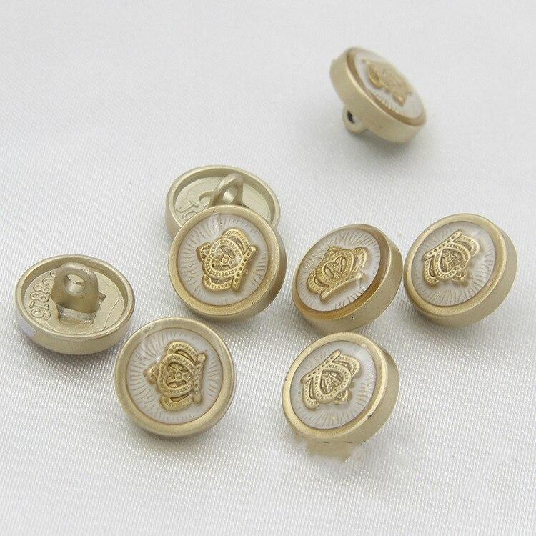 HTB19kS6JXXXXXa8aXXXq6xXFXXXF. HTB1bAvmJXXXXXayXpXXq6xXFXXXY. 5.  HTB1C8LrJXXXXXboXXXXq6xXFXXX5. 2016-Top-Fashion-20pcs-11mm-Buttons -Gold-Crown- da3c89e84283