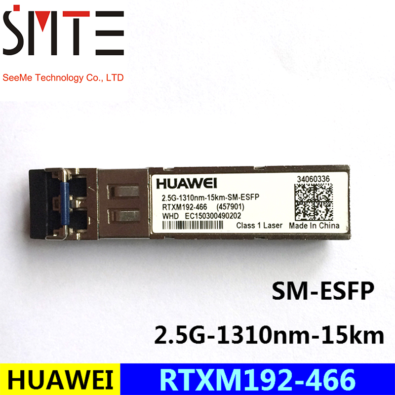 HW 2.5G-1310nm-15km-SM-ESFP RTXM192-466 (457901) 34060336  Fiber optical transceiverHW 2.5G-1310nm-15km-SM-ESFP RTXM192-466 (457901) 34060336  Fiber optical transceiver