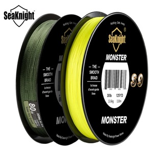 Image 2 - SeaKnight Brand S9 Braid Fishing Line 300M 20 To 100LB Strong Durable 9 Strands Smooth PE Line S Spiral Braided Tech Saltwater