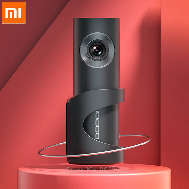 Enregistreur de conduite Xiaomi Mijia DDPai MiniONE enregistreur de conduite HD Vision nocturne eMMC F1.8 FOV140 Android g-sensor