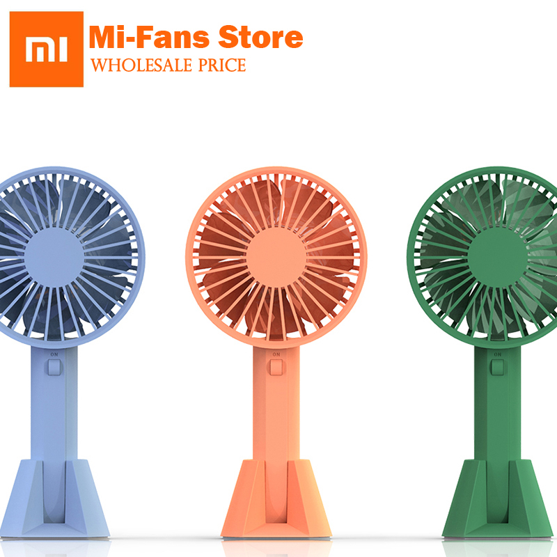 Home Appliances Well-Educated Xiaomi Mijia Original Vh Fan Portable Handheld With Rechargeable Built-in Battery 2000mausb Port Handy Mini Fan For Smart Home Orders Are Welcome. Small Air Conditioning Appliances