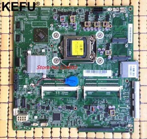 Adapté Pour lenovo B320 B320i CIH61S carte mère avec vidéo chipset à bord sans TV port