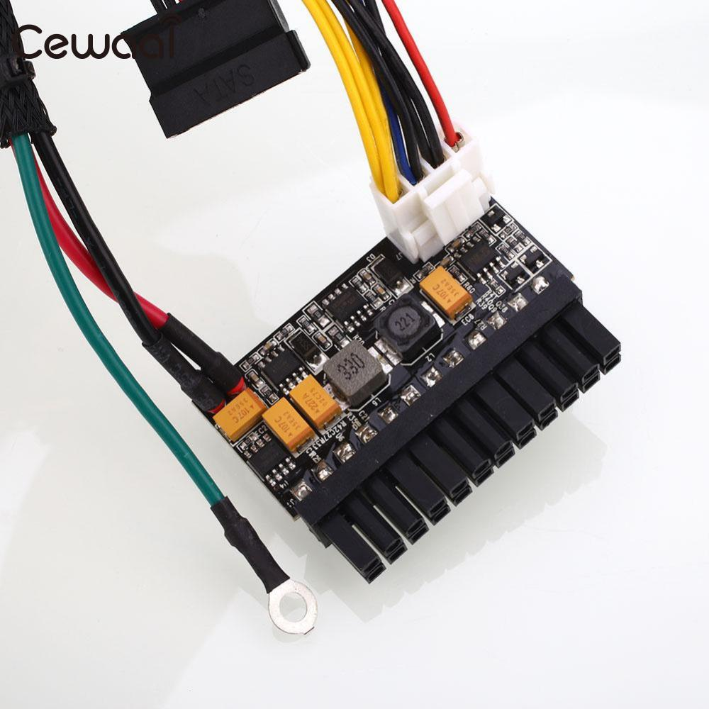 CEWAAL LR1108 120W 12V DC High Power Computer Mini Power Board Panel Direct Embedded Computer Cables Connectors