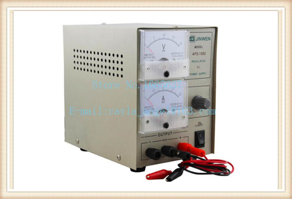 20V 5Amp,Plating rectifier, gold plating machine 1505, Electronic Gold Electroplate For Jewelry