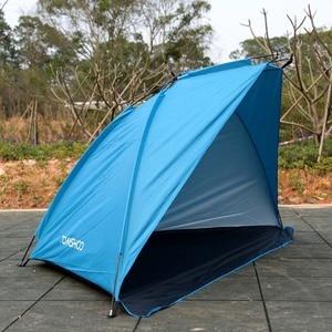 Image 3 - TOMSHOO Einzigen Schicht Strand Zelte 2 Personen Camping Zelt Anti UV Sonne Unterstände Markise Schatten Im Freien Zelt für Angeln Picknick wandern