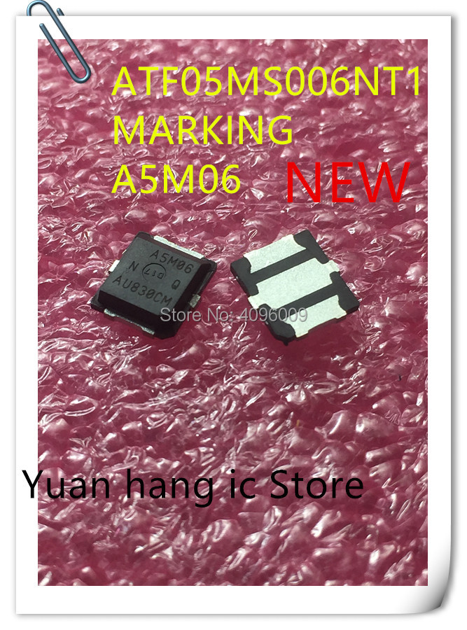 Free Shipping 5pcs/lot AFT05MS006NT1 AFT05MS006 MARKING A5M06 A5MO6 FET RF 30V 520MHZ PLD IC Best Quality.