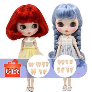 Image 2 - DBS bjd buzlu blyth doll çıplak fabrika normal ve ortak vücut el set AB moda kız bebek özel fiyat