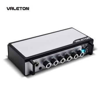 Valeton-amplificador de guitarra de bajo con Chorus, Pedal de asfalto Overdrive, amplificador...