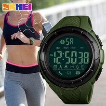 SKMEI Luxury Military Digital Smart Men Watch Chrono Sport Watches Mens Digital Wristwatches Smartwatch For Apple