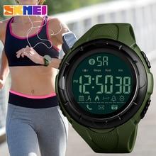 SKMEI Luxury Military Digital Smart Men Watch Chrono Sport Watches Mens Digital Wristwatches font b Smartwatch