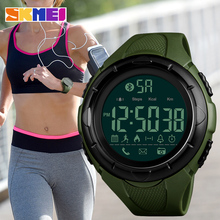 SKMEI Luxury Military Digital Smart Men Watch Chrono Sport Watches Mens Digital Wristwatches Smartwatch For Apple IOS Android