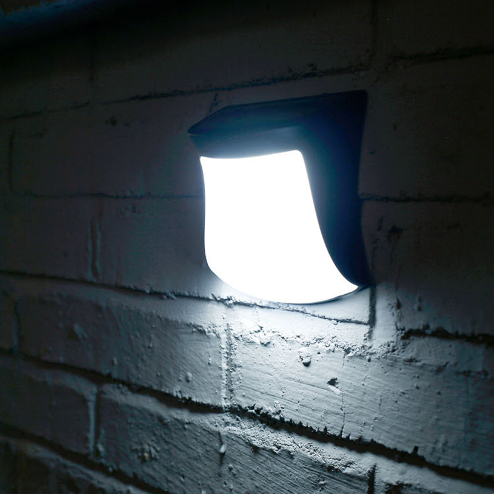 Solar Lamp Garden Lighting Outdoor Sunlight Wall Mount Waterproof LED for Path Way Home Decoration Light Control