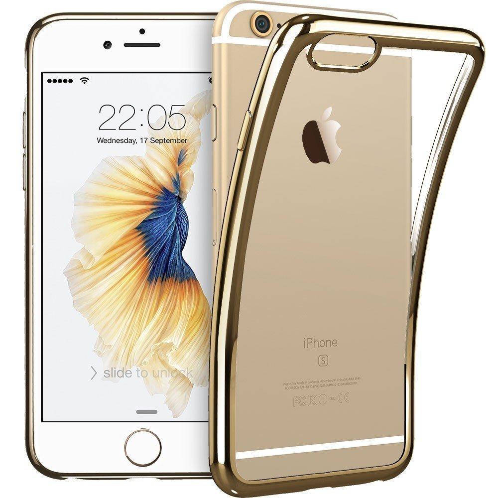 bilder für Für iPhone 7 Fall Silikongummi Fall [Super Dünne] crash [einfache Mode-stil] galvanik Kratz Ametabolic Fall