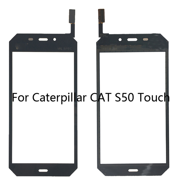 4.7 inch Mobile Phone Touch Screen For Cat S50 Touch Screen Glass Digitizer Panel Front Glass Sensor TouchScreen Tools