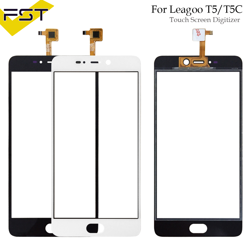 5.5Black/White Tested Well Touch Screen Digitizer For Leagoo T5 Touch Panel Front Glass Lens Sensor Touchscreen For Leagoo T5C5.5Black/White Tested Well Touch Screen Digitizer For Leagoo T5 Touch Panel Front Glass Lens Sensor Touchscreen For Leagoo T5C