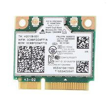 arguto Dual Band Wireless for intel 7260AC 7260HMW ac 802.11ac BT4.0 Card