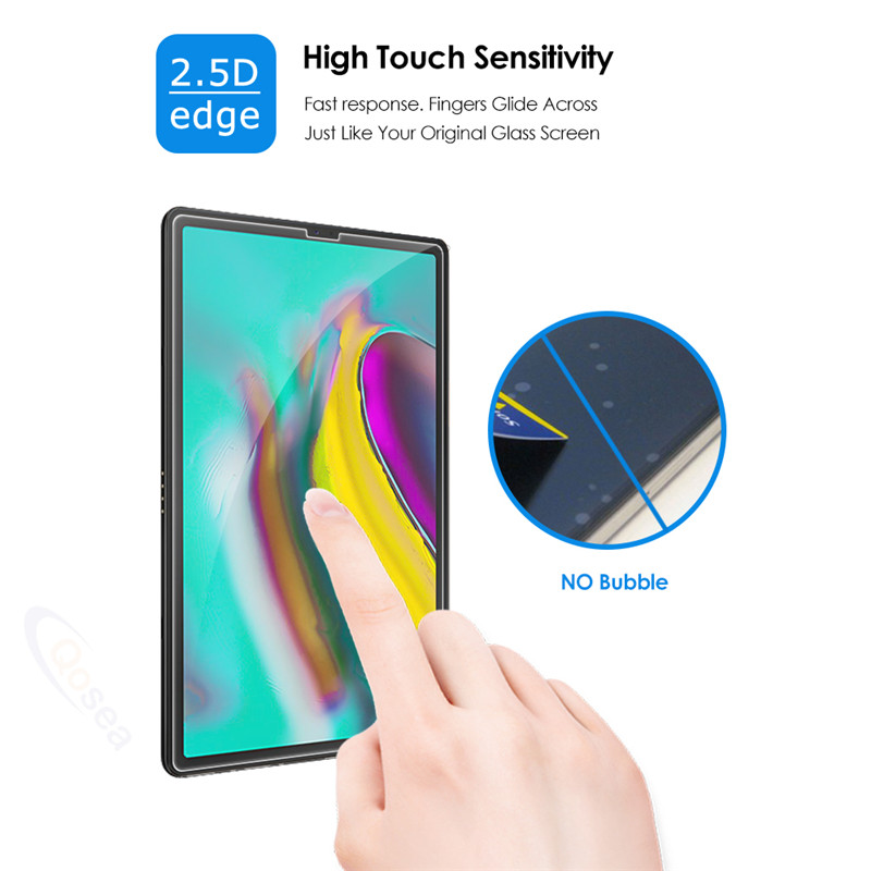 For Samsung Galaxy Tab S5E Screen Protector Ulite-Thin Film For Galaxy Tab S4 10.5 A2 10.5 A 10.1 (2019) Tempered Glass