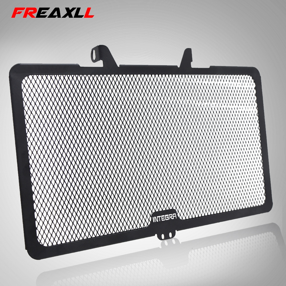 Motorbike Radiator Grille Guard Cover Guard Stainless Steel Protetor For <font><b>Honda</b></font> <font><b>Integra</b></font> <font><b>700</b></font> 2012 2013 2014 <font><b>Integra</b></font> 750 All Years image