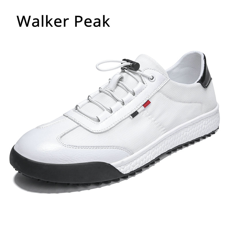 Mens Shoes Breathable Mesh Casual Shoes Men Luxury Brand Fashion Footwear Spring Autumn White Shoes Sneakers Male Walker peak brand 2017 hoodie new zipper cuff print casual hoodies men fashion tracksuit male sweatshirt off white hoody mens purpose tour