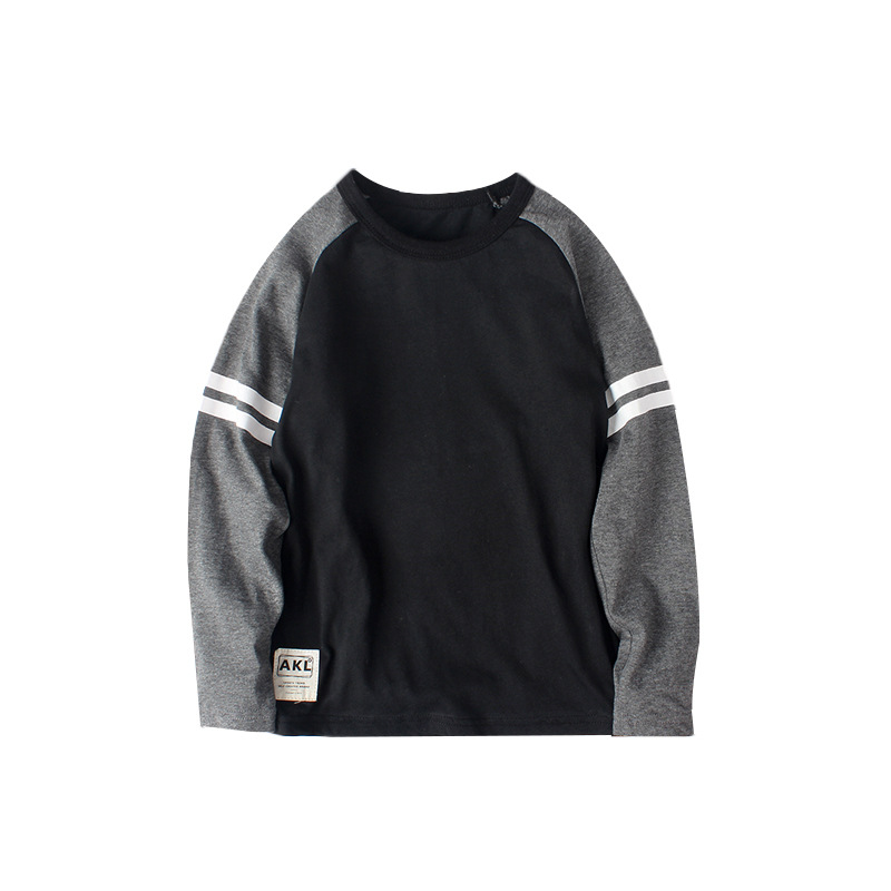 VIDMID kids long sleeve clothing boys cotton T-shirts new arrival long sleeve children clothes t-shirts for 6-14Y boys 4102 19 5