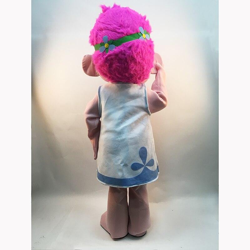 Nieuw Heet Mascottekostuum -Trolls-Complete Adult Outfit - Mascot - Carnavalskostuums - Foto 4