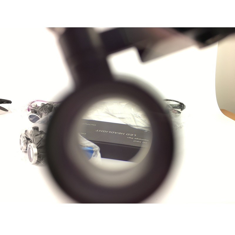 Tools : Galilean Binocular Medical Magnifier Dentistry Surgical Dental Loupe Magnification 2 5X 3 5X Magnifying Glass for Dental Surgery