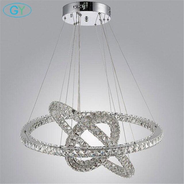 AC00 240V Trois c t s LED Cristal lustres Pendentif lampes Luminaire LED Montage Au Plafond.jpg 640x640 Résultat Supérieur 15 Inspirant Luminaire Plafond Suspendu Photos 2017 Xzw1