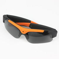 HD 1080P Sunglasses Camera Mini Camcorder Eyewear Video Recorder Wide Angle 120 Degrees Sports Glasses Support