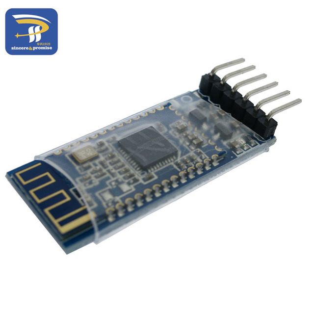 AT-09 !!!Android IOS BLE 4.0 Bluetooth module for arduino CC2540 CC2541 Serial Wireless Module compatible HM-10