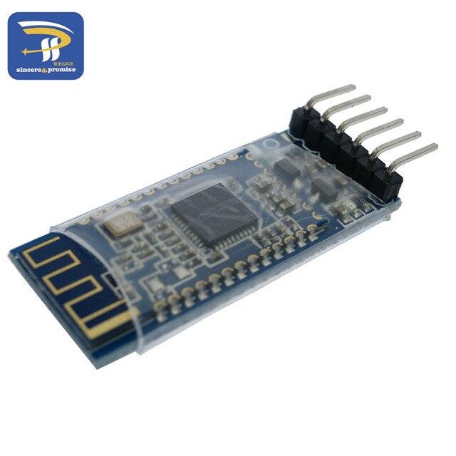 ¡AT-09!! Android IOS BLE 4,0 módulo Bluetooth para arduino CC2540 CC2541 serie módulo inalámbrico compatible con HM-10