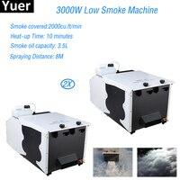 New 3000W Fog Machine Wire Control Remote Control DMX512 Control Stage Smoke Machine Stage Effect Dj Equipment For Stage