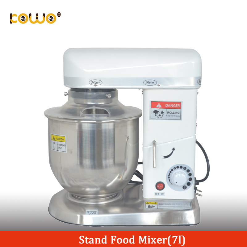 low noise 500w electric 7L kitchen food bread dough mixer machine stand commercial low noise 500w electric 7L kitchen food bread dough mixer machine stand commercial