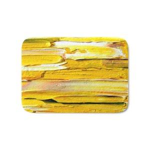 Żółta mata do kąpieli dywan domu salon sypialnia kuchnia wycieraczka wejściowa dywaniki na zewnątrz