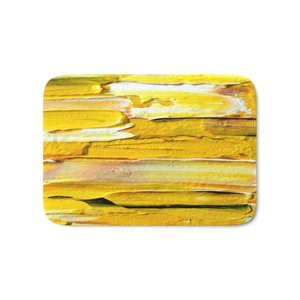Желтый коврик для ванной, ковер для дома, гостиной, спальни, кухни, входной коврик, напольный коврик
