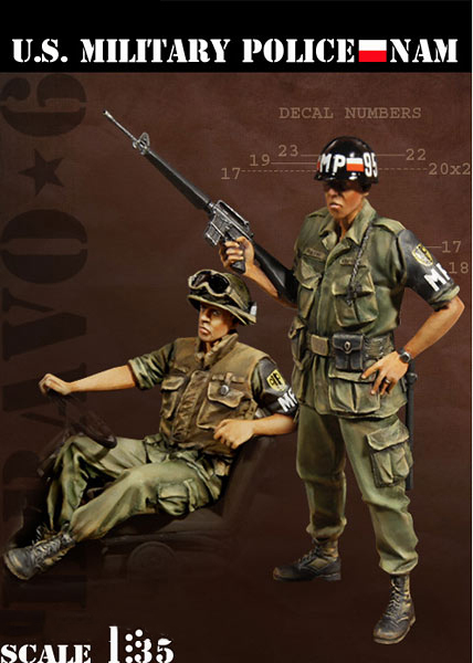 Assembly model kit  1/ 35 WWII U.S. Military Police, Nam soldiers  figure Historical WWII Resin Model Unpainted resin kits