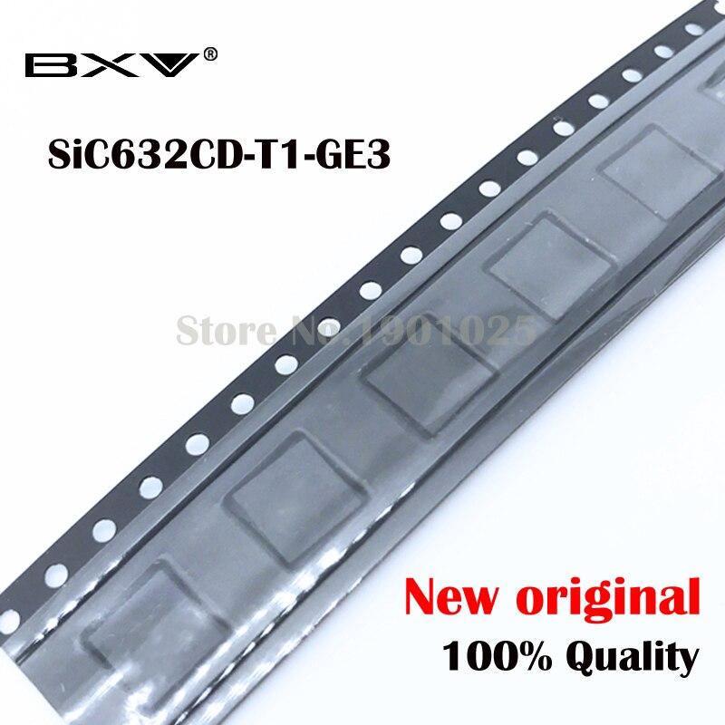 5pcs SiC632CD-T1-GE3 SiC632CD SiC632 QFN Novo original