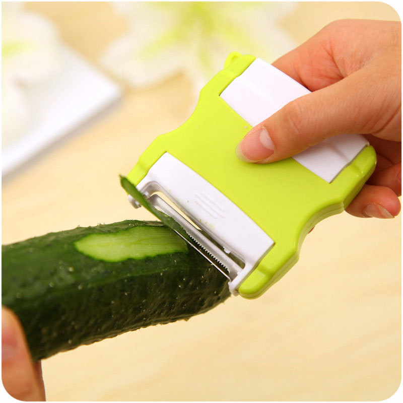 New Multifunctional Telescopic Vegetable Fruit Peeler/Stripper/Grater Kitchen Ga