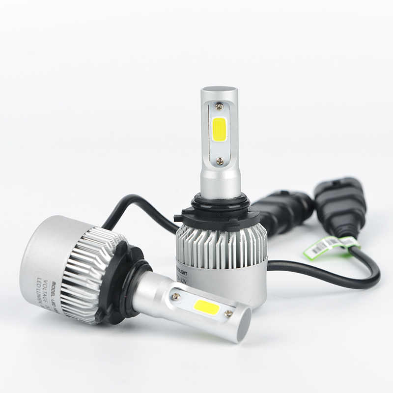 LDDCZENGHUITEC  H4 H7 H11 9005 9006 H13 Car LED Headlight 80W 9600LM CREE XHP50 Chips All in one LED Headlamp Fog Lamp 6500K 12V