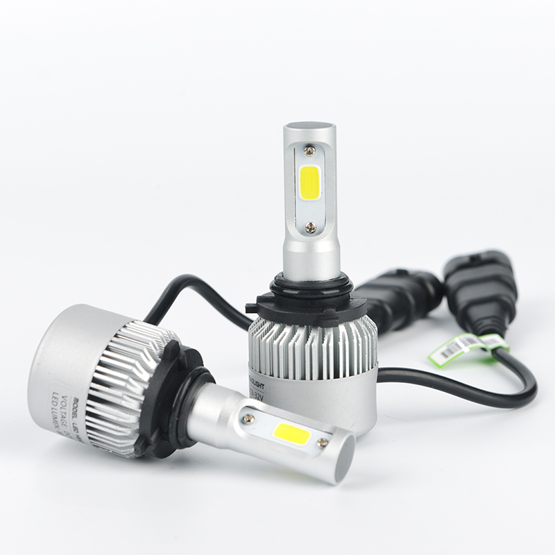 H4 H7 H11 9005 9006 H13 Car LED Headlight Bulbs 80W 9600LM CREE XHP50 Chips All in one LED Headlamp Fog Lamp 6500K 12V