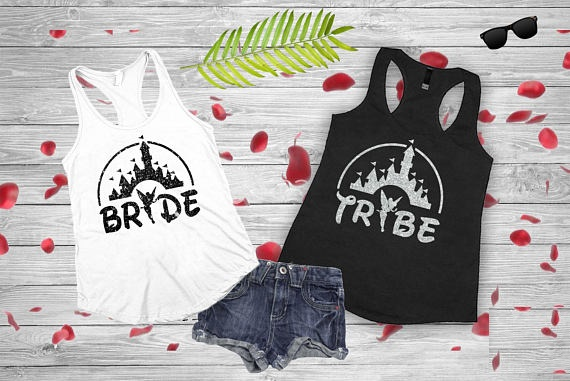 587651666d6 glitter bride tribe Tanks Tops tees wedding bridesmaind t shirts singlets Bachelorette  bridal hen party favors gifts