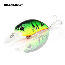 fishing lure  65mm,14g crank dive 2m for pike and bass